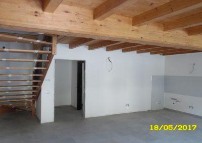 Realizzazione appartamento