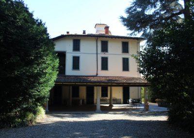 Ristrutturazione villa storica